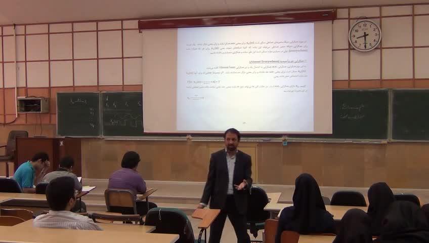 آمار و احتمال مهندسی - جلسه بیست و یکم - قضیه حد مرکزی, همگرایی دنباله متغییر تصادفی