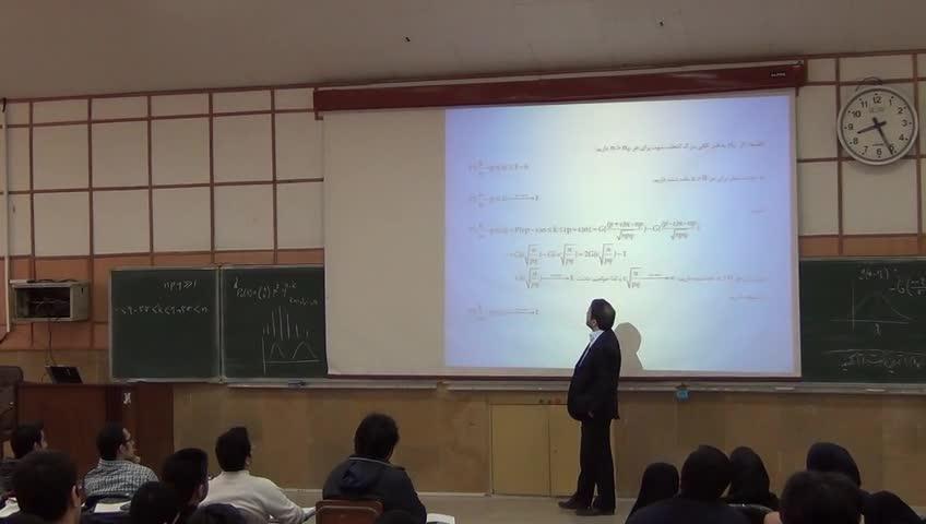 آمار و احتمال مهندسی - جلسه پنجم - تعمیم برنولی, قضیه دمواور- لاپلاس و پواسون, متغیر تصادفی وتابع PMF