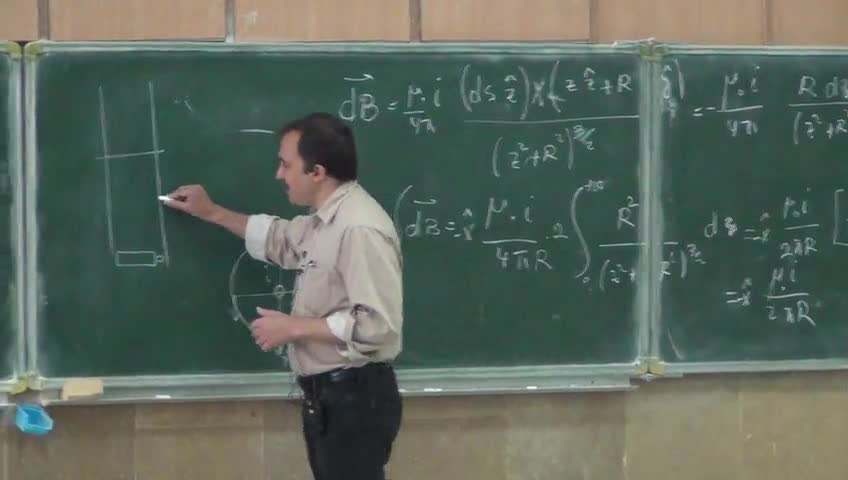 فیزیک ۲ - جلسه سیزدهم - میدان مغناطیسی