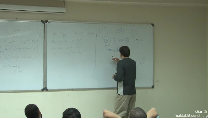 مکانیک سیالات - جلسه پانزدهم - شاره پتانسیلی