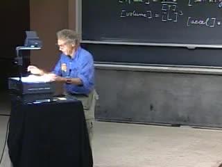 فیزیک کلاسیک - جلسه 1 - مقدمات - ابعاد در فیزیک