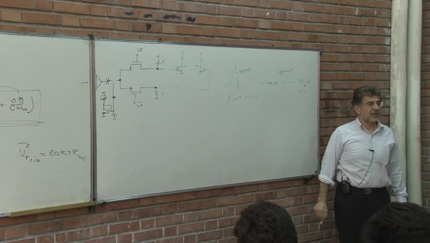 مدارهای مجتمع فرکانس بالا - RFIC - جلسه بیستم - میکسرها