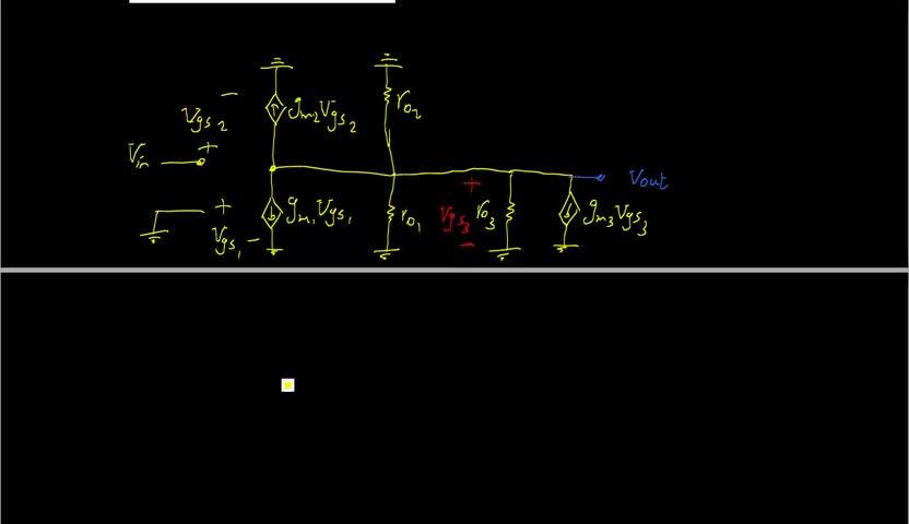الکترونیک ۱ - جلسه 43 - مدارات چند ترانزیستوری MOS.