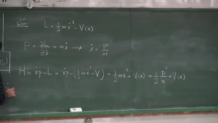 مکانیک کوانتیک - جلسه ۲ - مروری بر فیزیک کلاسیک (ادامه)