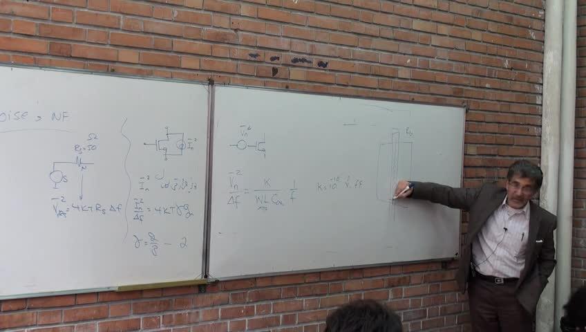مدارهای مجتمع فرکانس بالا - RFIC - جلسه 2