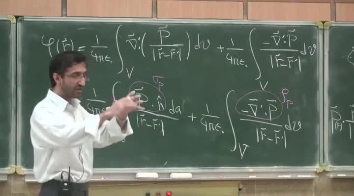 الکترومغناطیس ١ - جلسه سیزدهم