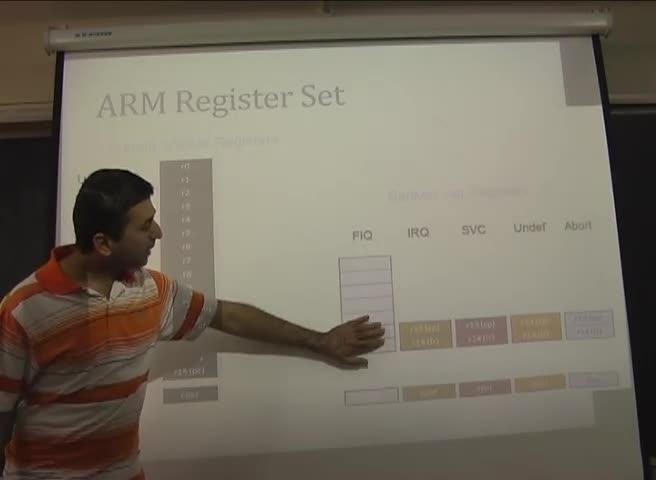 میکروکنترلر ARM - جلسه 20 - برنامه نویسی به Assembly برای ARM