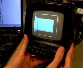 میکرو کنترل کاربردی - پروژه 3 - خم 3 بعدی در میکرو