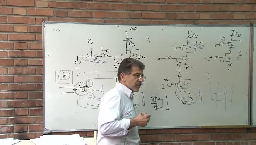 مدارهای مجتمع فرکانس بالا - RFIC - جلسه شانزدهم - تقویت کننده کم نویز LNA