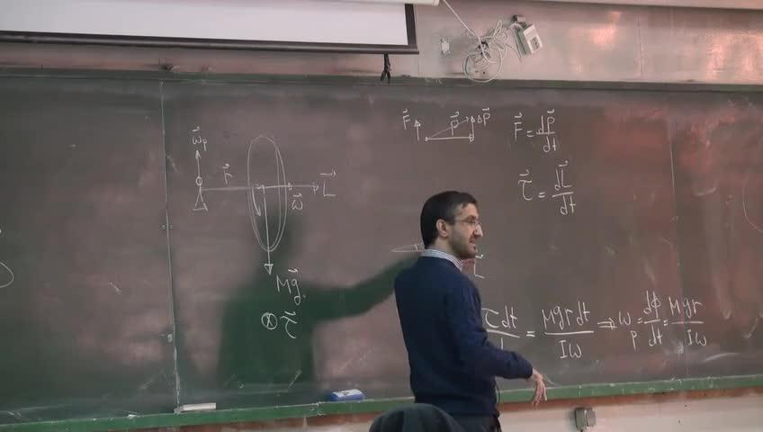 فیزیک ١ - جلسه سی یکم