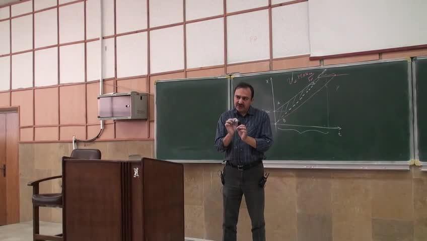 فیزیک ١ - جلسه پنجم - سرعت نسبی