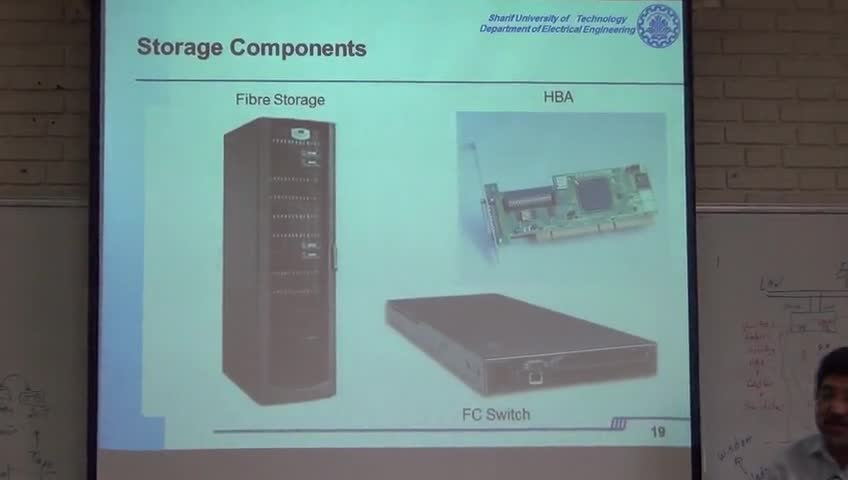 ریزپردازنده ۲ - جلسه بیست و یکم - انواع هارد و ارتباط آن ها
