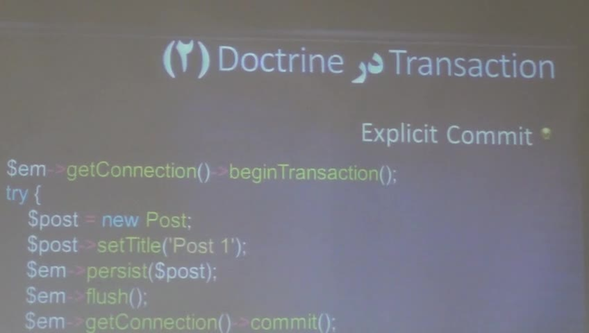 برنامه نویسی وب - جلسه بیست و یکم - مبحث Transaction و Transaction در Doctrine، کلیات مسیریابی (Routing)