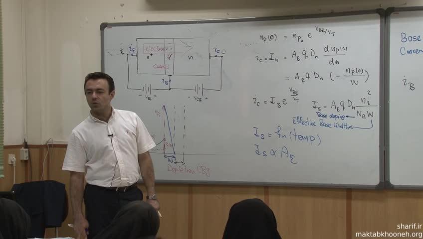 اصول الکترونیک (الکترونیک ۲) - جلسه چهارم - دیودهای ویژه و ترانزیستور BJT
