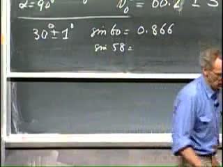 فیزیک کلاسیک - جلسه 4