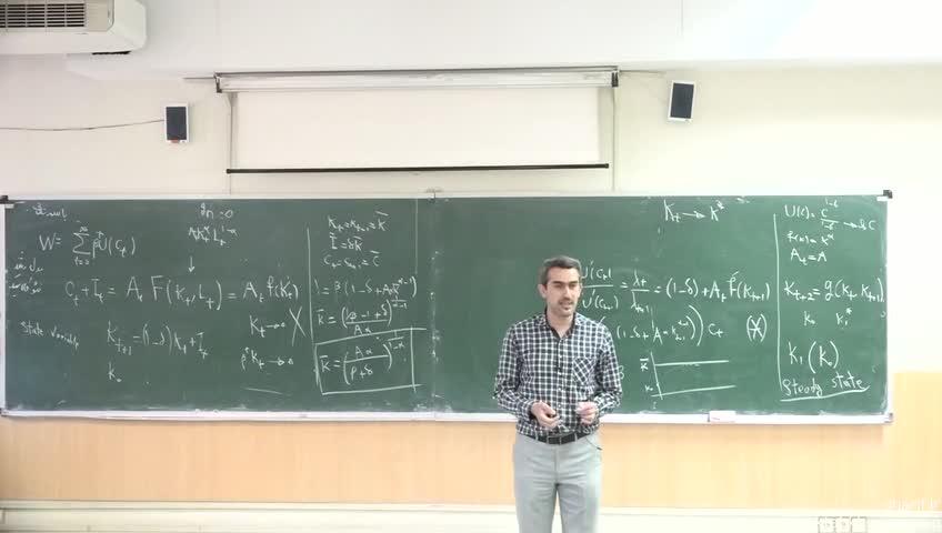 اقتصاد کلان ١ - جلسه چهاردهم - مدل رشد نئوکلاسیک