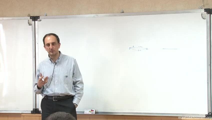 تئوری سازه ١ - جلسه دهم - روش تحلیل خرپاهای پیچیده