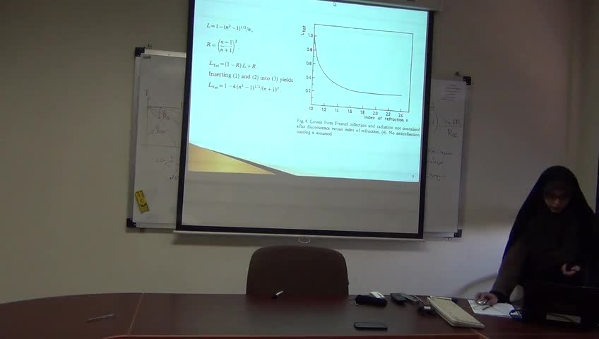 سلول های خورشیدی ۱ - جلسه نهم