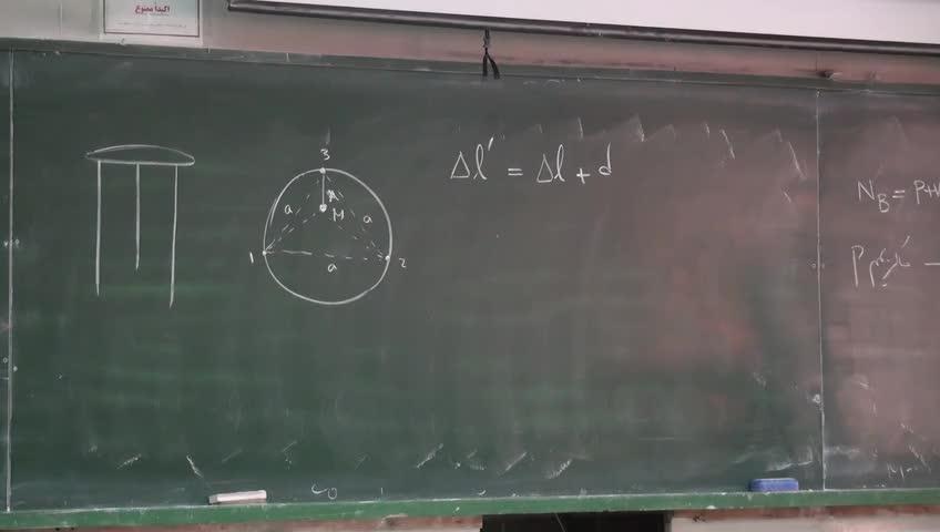 فیزیک ١ - جلسه سی سوم - تعادل و تنش
