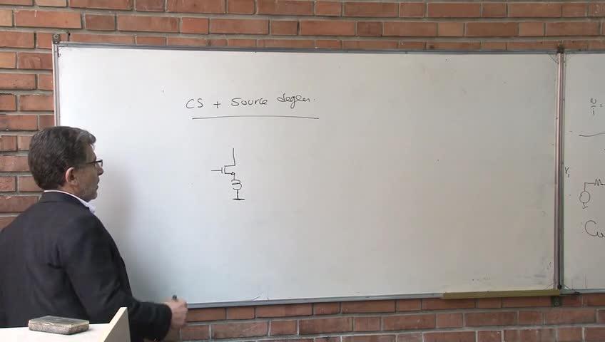 مدارهای مجتمع فرکانس بالا - RFIC - جلسه پانزدهم - تقویت کننده کم نویز LNA