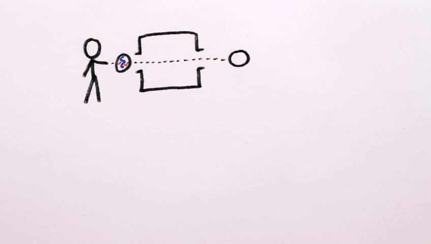 سرگرمی های فیزیک - جایزه نوبل ٢٠١٢: ما چگونه نور را می بینیم؟