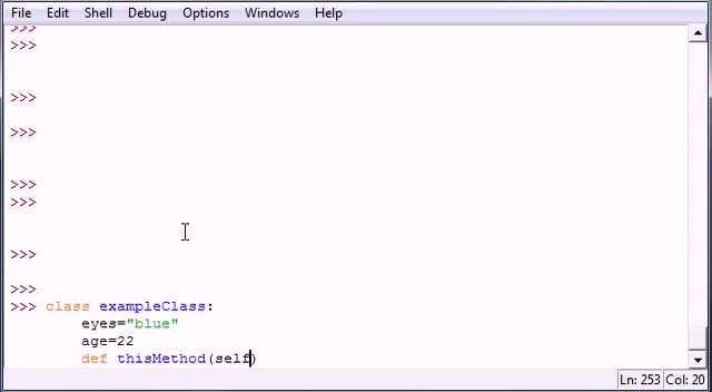 آموزش مقدماتی Python - جلسه ۳۲ - آموزش مقدماتی Python - Object Oriented Program