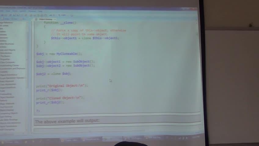 برنامه نویسی وب - جلسه دهم - شروع برنامه نویسی شیگرا، آشنایی با namespace