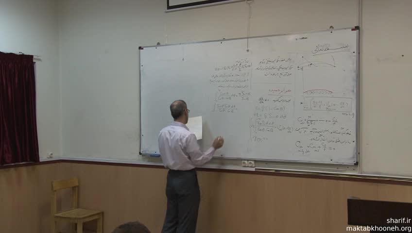آئرودینامیک ۱ - جلسه هجدهم - نظریه ایرفویل نازک
