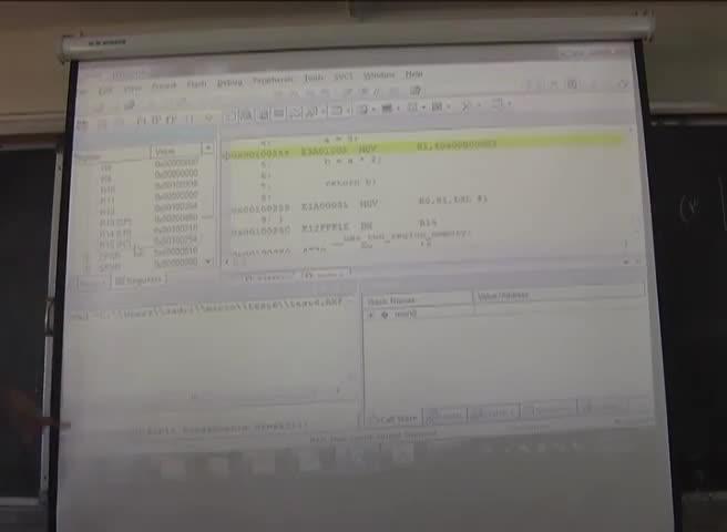میکروکنترلر ARM - جلسه 22 - برنامه نویسی به C برای ARM - ترکیب نمودن برنامه های Assembly و C