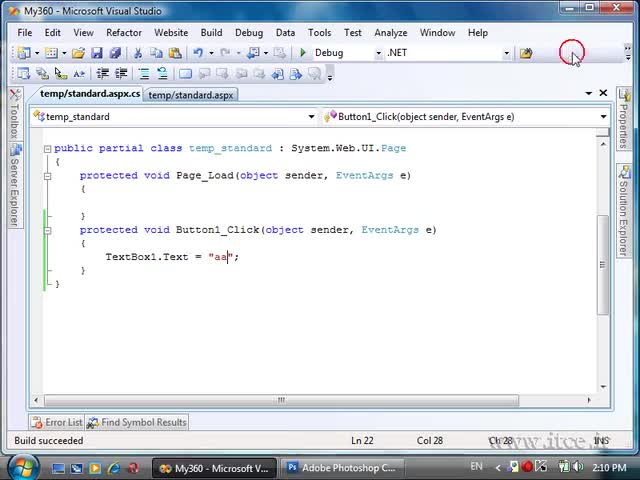 آموزش ASP.net - مبحث Add Attributes