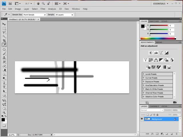 آموزش فتوشاپ (Photoshop) - جلسه 1 - فتوشاپ مقدماتی درس اول