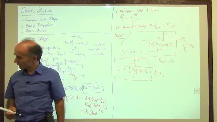 مدارات الکترونیک ۱ - جلسه بیست و ششم - بیس مشترک