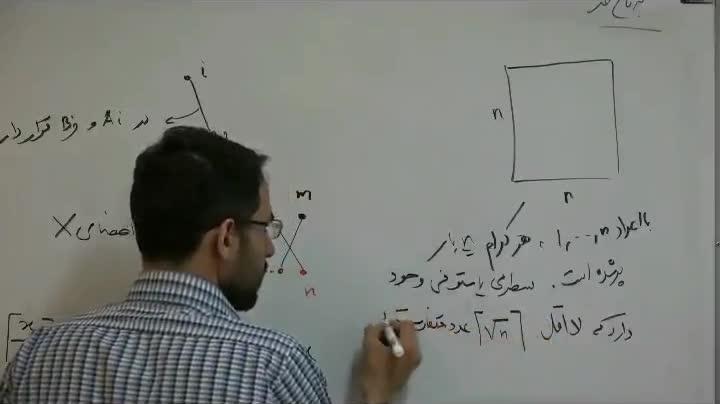 ترکیبیات - آمادگی مرحله ۲ - جلسه بیست و ششم - فیروزی - دوگونهشماری 2