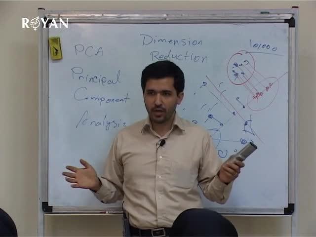 مقدمهای بر بیوانفورماتیک (تحلیل دادههای زیستی) - جلسه ٩ بخش نظری