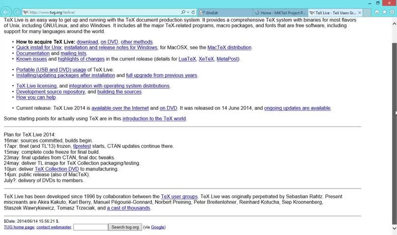 آشنایی با لتکس و نحوه ارسال مقالات ISI - جلسه دوم - نصب نرم افزارهای لازم
