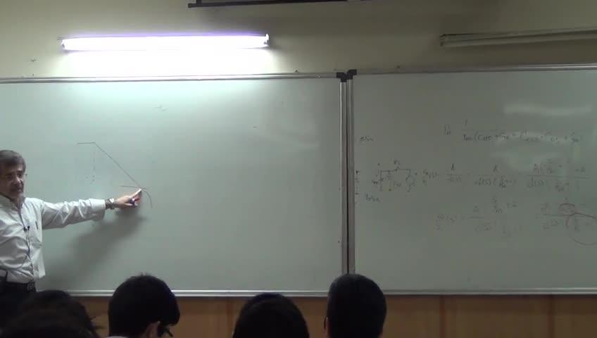 الکترونیک ۳ - جلسه نهم - رفتار فرکانسی تقویت کننده های دیفرانسیلی cascode