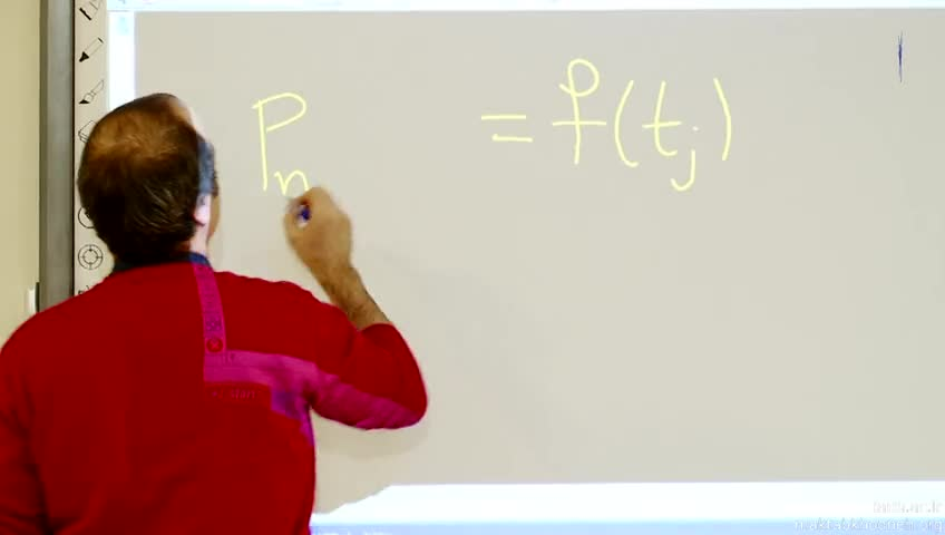 مباحثی در آنالیز عددی - جلسه هجدهم - درونیابی مثلثاتی