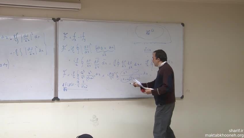 مکانیک سیالات - جلسه نوزدهم - نگاشت های همدیس
