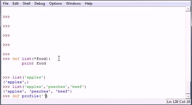 آموزش مقدماتی Python - جلسه ۲۹ - آموزش مقدماتی Python - Multiple Parameters