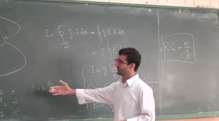 الکترومغناطیس ١ - جلسه بیست و سوم- بخش سوم