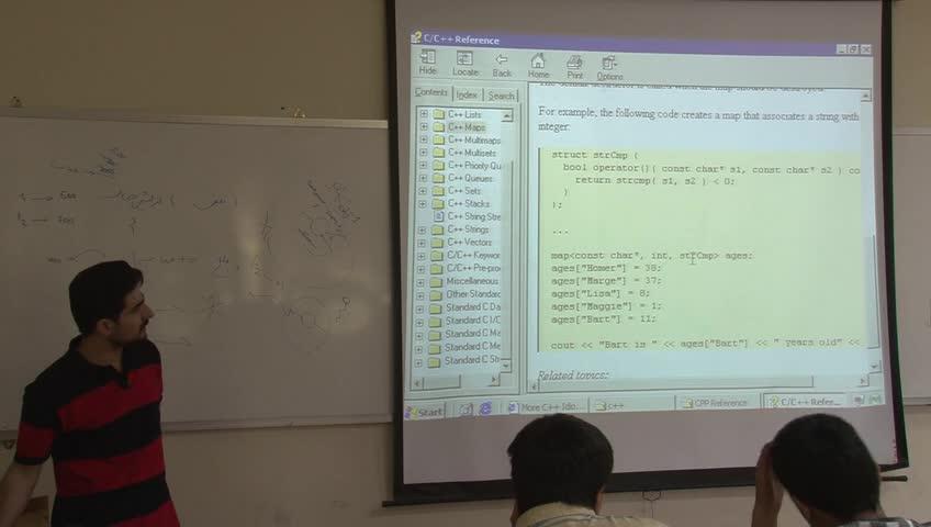 برنامه سازی پیشرفته - جلسه بیست و سوم - الگوهای ++C و کتابخانه استاندارد
