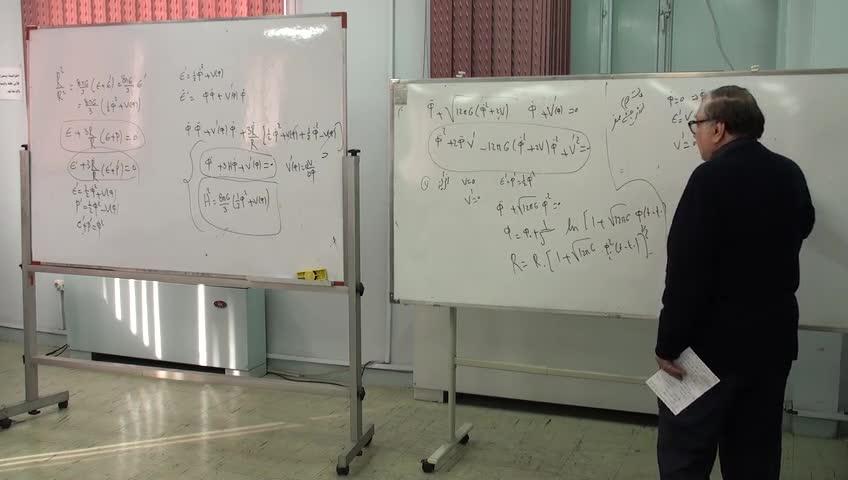 کیهان شناسی ١ - جلسه چهاردهم - تورم