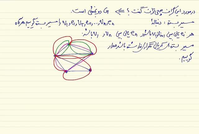ریاضیات گسسته - جلسه نوزدهم