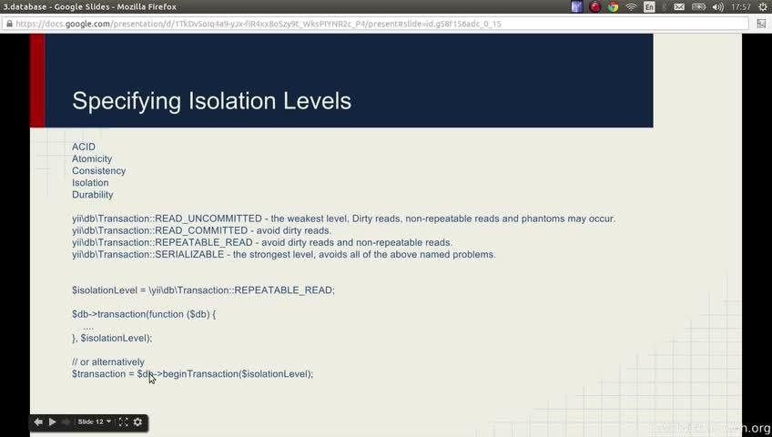 آموزش yii framework 2 - جلسه  38- isolation