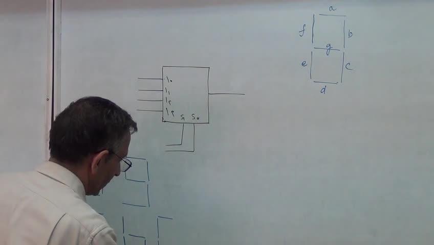 مدار های منطقی - جلسه دهم - مالتی پلکسر