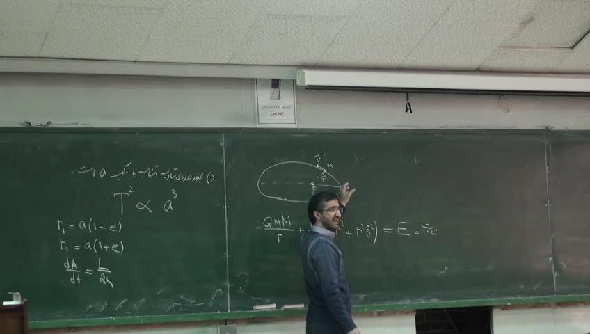فیزیک ١ - جلسه سی ششم