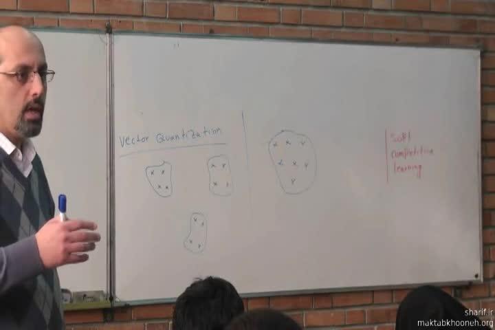 تشخیص الگو - جلسه بیست و سوم