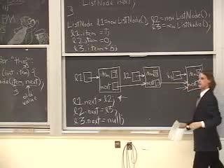 ساختمان داده ها و الگوریتم ها - جلسه ی هفتم - معرفی و مطالعه ی ساختمان داده ی لیست پیوندی
