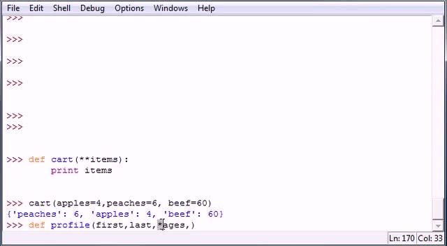 آموزش مقدماتی Python - جلسه ۳۰ - آموزش مقدماتی Python - Parameter Types