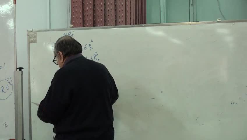 کیهان شناسی ١ - جلسه ششم - معادلات فریدمان